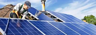 installation photovoltaique simplifiée au bâti
