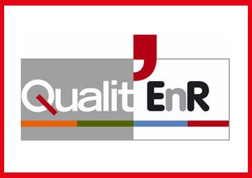 label qualit ENR
