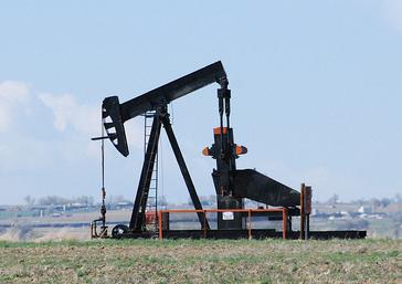 Une énergie fossile, le pétrole