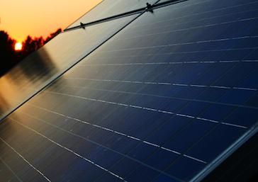 panneau solaire agricole